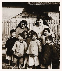 Maryknoll Sisters In China