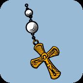 Pray the Rosary: Step 1